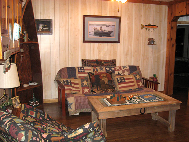 Cabin Bed And Breakfast In Texas